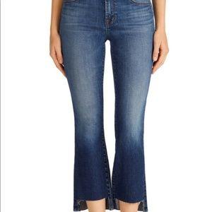 J Brand Jeans - J Brand | Selena Mid Rise Crop Raw Step Hem Jeans